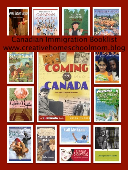 Canadian Immigration Booklist