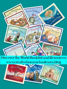 Discover the World Booklist and Resources