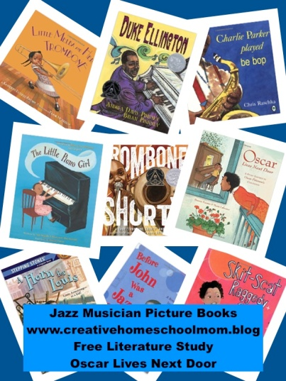 Jazz Musician Picture Books