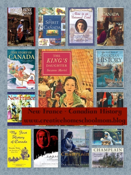 New France Booklist
