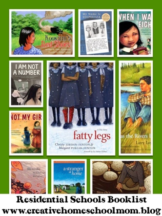 Residential School Booklist