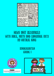 The News! Free Unit Study Resources