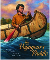 The Voyageur's Paddle Cover